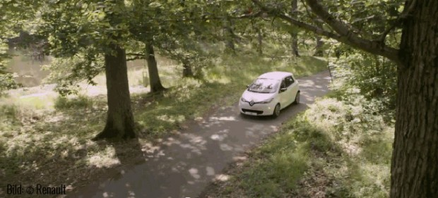 Standbild aus dem Zoe Imagespot (Bild: © Renault)