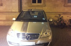Mercedes Benz A Klasse E-Cell