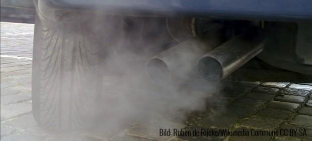 Verbrennungsmotoren: Giftig, gefährlich, ineffektiv und laut (Bild: Ruben de Rijcke/Wikimedia Commons CC BY-SA)