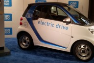 Smart ED im Car2go Look