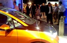 Das BMWi 3 Coupé bei BMWi im Dialog in Stuttgart
