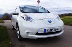 Der Nissan Leaf Acenta