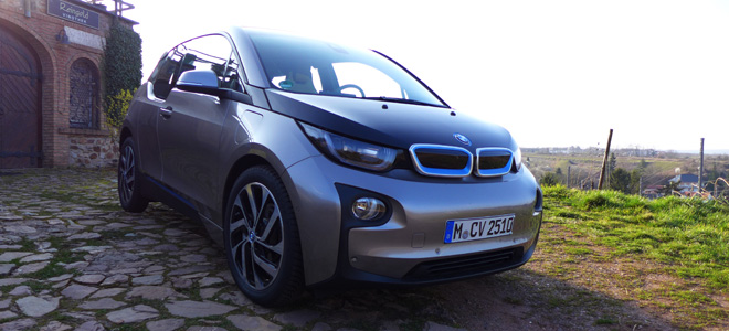 der bmw i3 das meisterst ck der bmw ingenieure. Black Bedroom Furniture Sets. Home Design Ideas