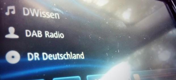 Meine Zoe, jetzt auch mit digitalem Radio-Empfang