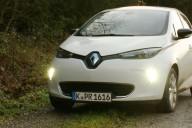 Äußerlich unterscheidet sich die neue Renault ZOE nicht von der alten.