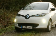 Äußerlich unterscheidet sich die neue Renault ZOE nicht von der alten.