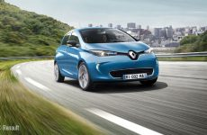 Renault ZOE mit 41 kWh Batterie. Bild: © Renault