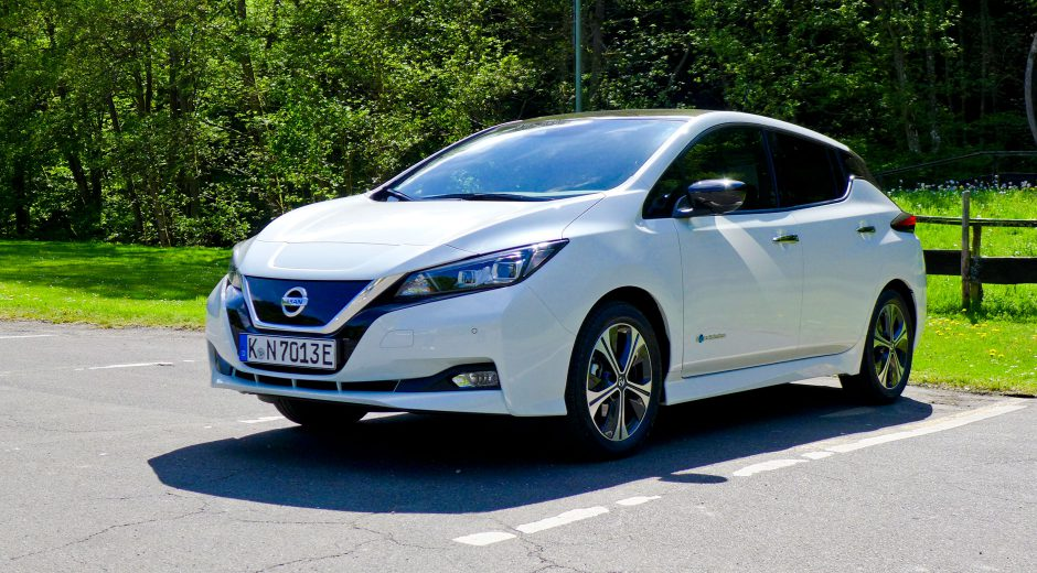 Der Nissan Leaf 2