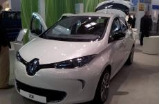 Der Zoe auf der E CarTec 2012