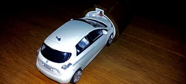 Passt nicht in die Schuko-Steckdose: Renault Zoe
