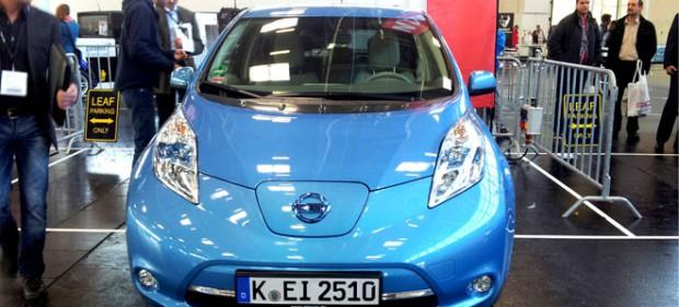 Gewöhnungsbedürftige Optik zum unschlagbaren Preis: Nissan Leaf