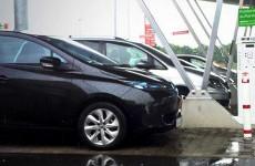 Gut für's Image, schlecht für's Elektroauto. Ahnungslose Mitarbeiter und funktionslose Typ 2 Dose bei Burger King.