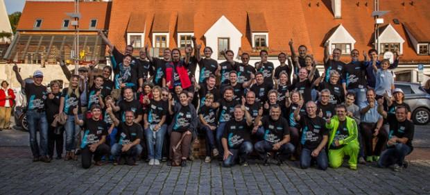 Das Goingelectric ZOE-Team (Bild: LX87, goingelectric.de)