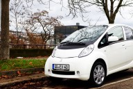 Mitsubishi Electric Vehicle: From outer space.
