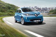 Renault ZOE mit 41 kWh Batterie. Bild: © Renault
